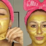 Gold peel off mask review   Mask Mondays Yes Hipolito